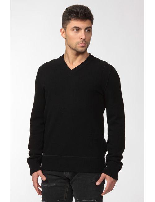 Dolce & Gabbana | Мужской Чёрный Пуловер