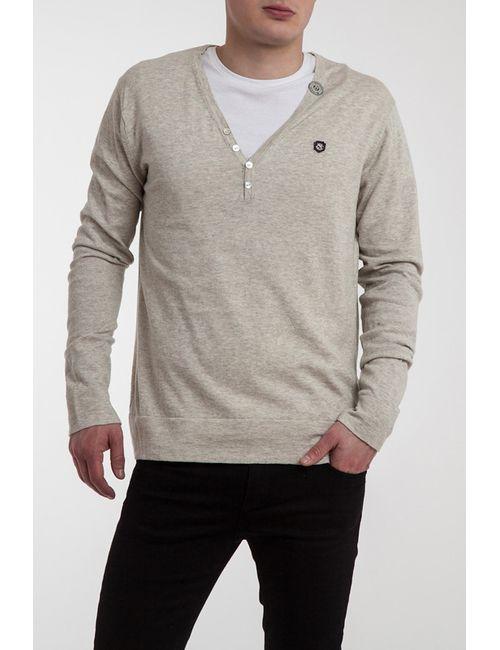SCOTCH & SODA | Мужской Серый Пуловер