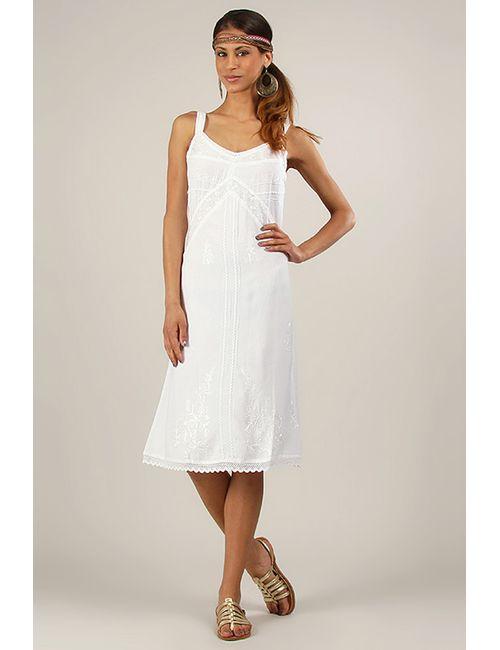 Coline   Женское Белое Платье