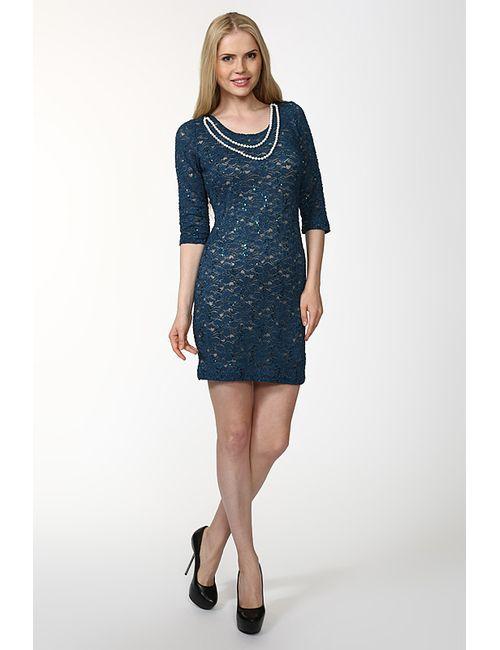 Deja-Vu | Женское Голубое Платье