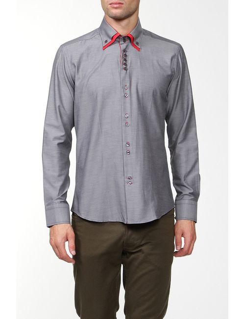 Alex Dandy | Мужская Серая Рубашка