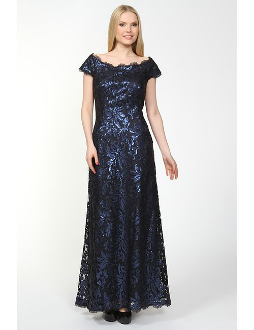 Frank Lyman Design | Женское Синее Платье