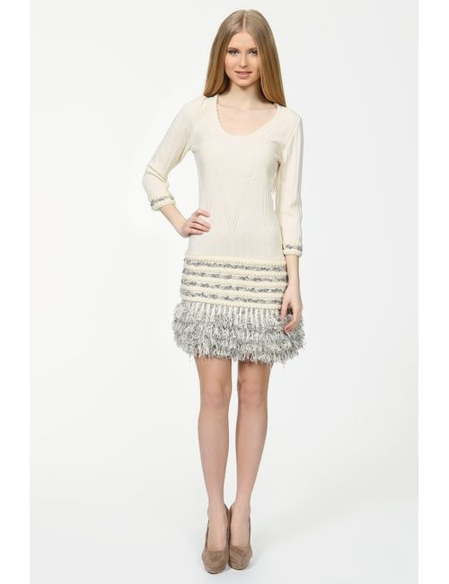 Luisa Spagnoli | Женское Белое Платье