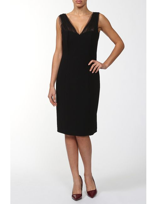Paule Ka | Женское Черный Платье