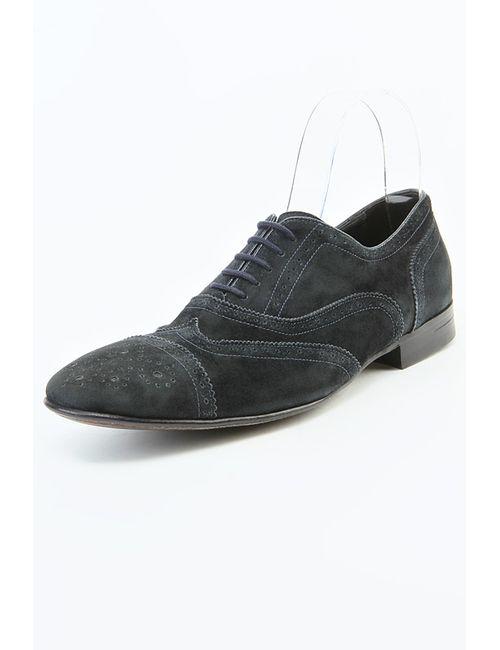 Dino Bigioni | Мужские Чёрные Туфли