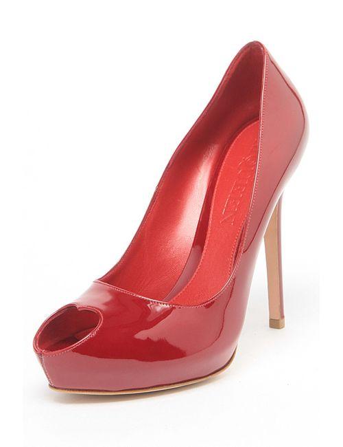 Alexander McQueen | Женские Красные Туфли