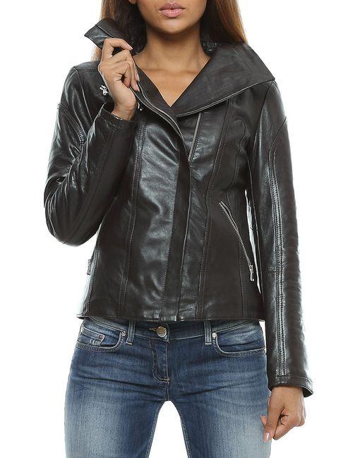 L.Y.N.N By Carla Ferreri | Женская Коричневая Куртка