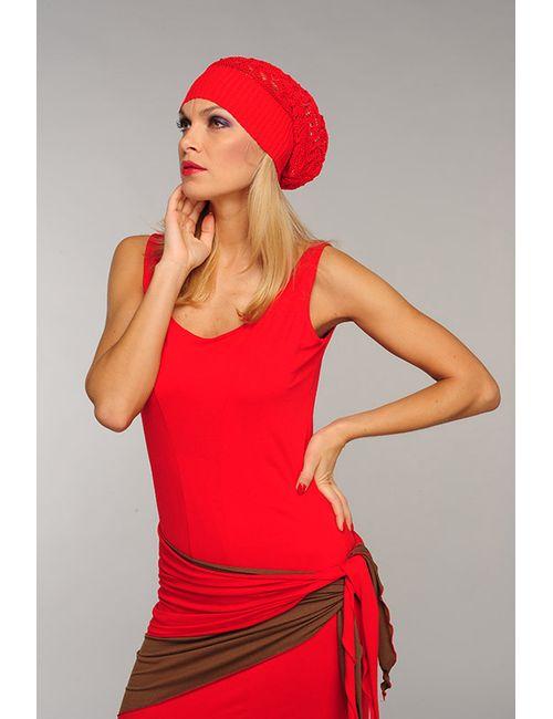 Lak Miss | Женская Красная Шапка