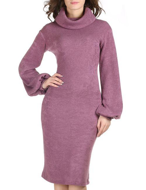 Olivegrey | Женское Фиолетовое Платье