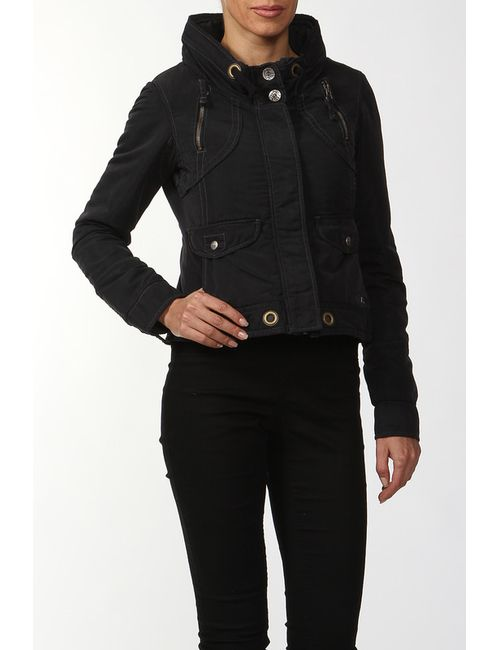 Miss Sixty | Женская Чёрная Куртка