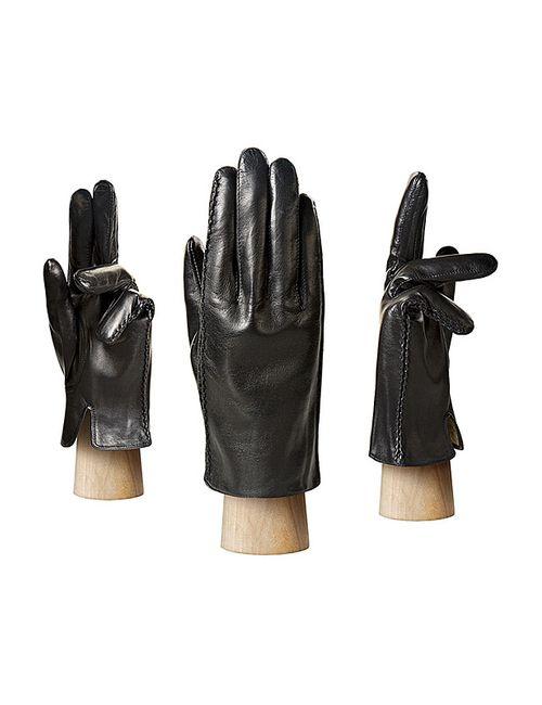 Eleganzza   Мужские Чёрные Перчатки