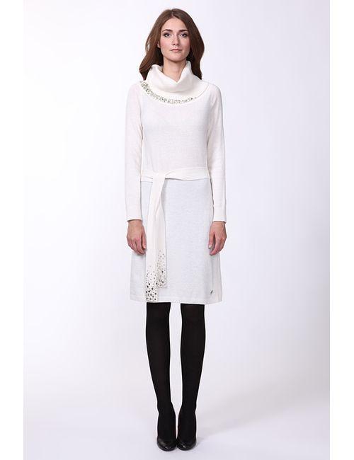 Blumarine | Женское Белое Платье