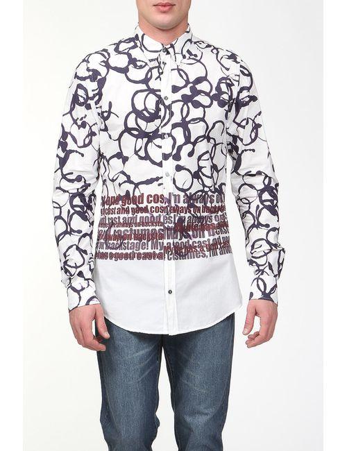 Dolce & Gabbana | Мужская Белая Сорочка