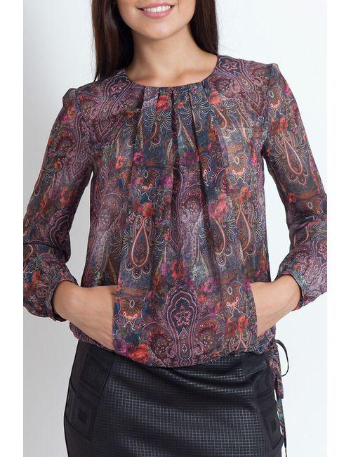 Chateau Fleur | Женская Многоцветная Блуза Офелия
