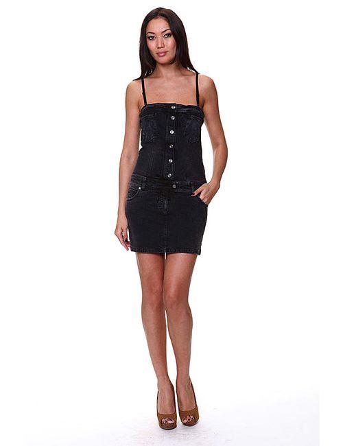 Galliano | Женское Платье Джинс