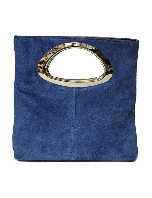 Giulia | Женская Синяя Сумка