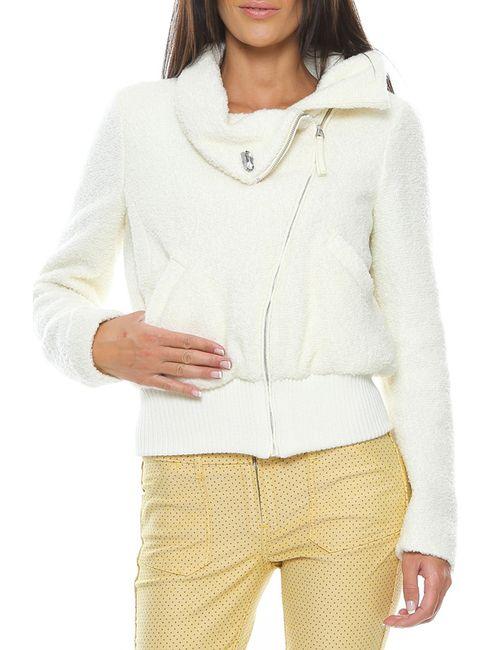Gas | Женская Белая Куртка