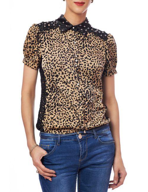 Vita Ricca | Женское Многоцветный Рубашка-Боди