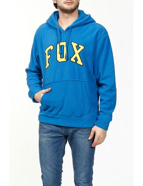 Fox | Синяя Толстовка