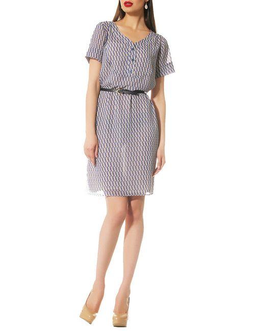 OKS | Женское Голубое Платье