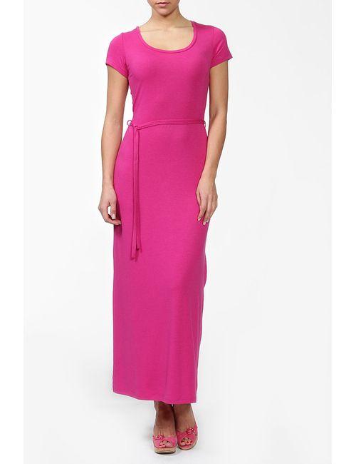 Sela | Женское Фиолетовое Платье