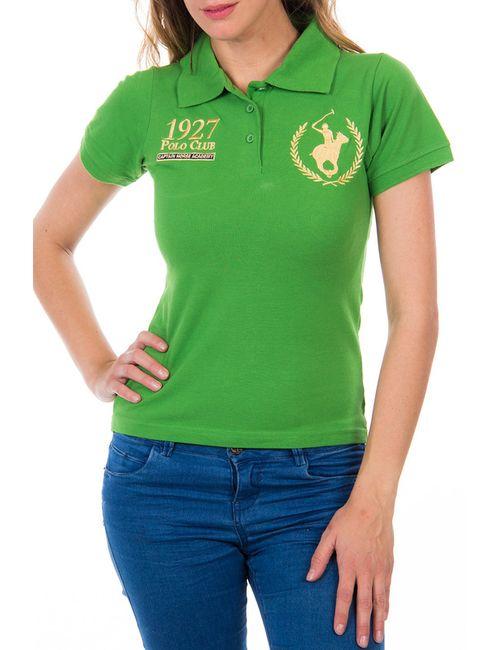 Polo Club Original | Женская Футболка-Поло