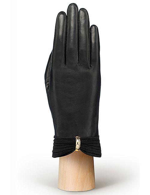 Eleganzza | Женские Чёрные Перчатки
