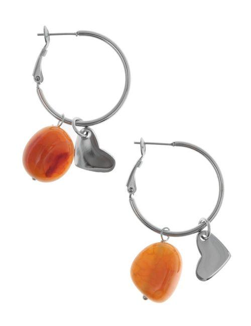 Migura | Женские Оранжевые Серьги