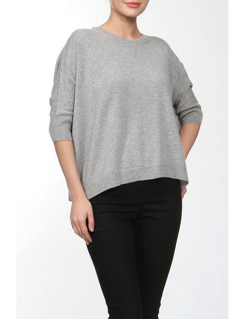 Reed Krakoff | Женский Серый Пуловер Вязаный