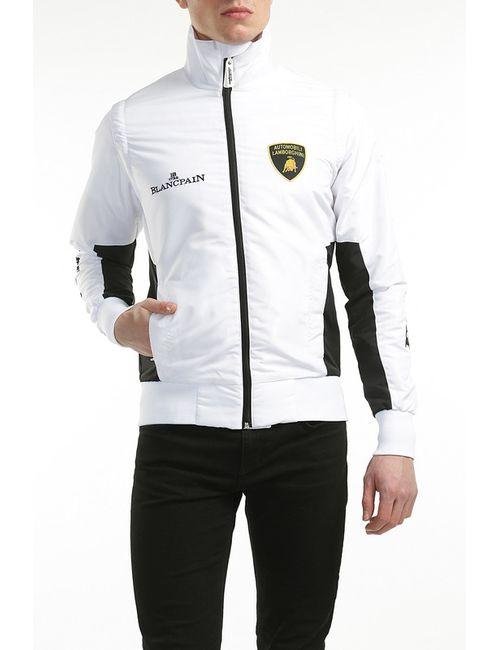 Automobili Lamborghini | Мужская Белая Куртка