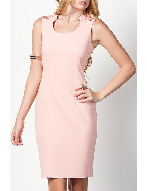 Ironi | Женское Розовое Платье