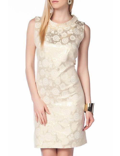 Ironi | Женское Белое Платье