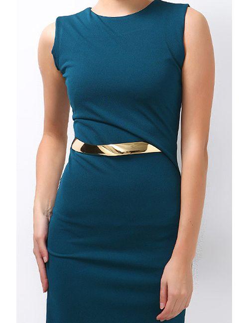 Boutiquen | Женское Голубое Платье