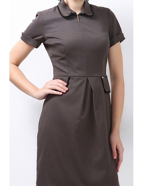Boutiquen | Женское Серое Платье