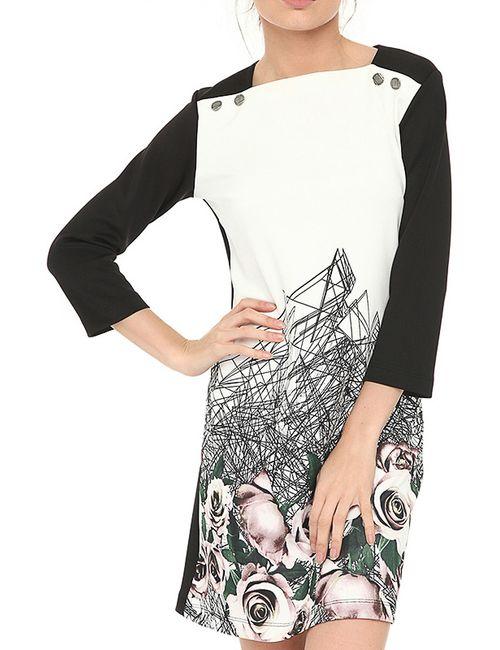 Boutiquen | Женское Белое Платье