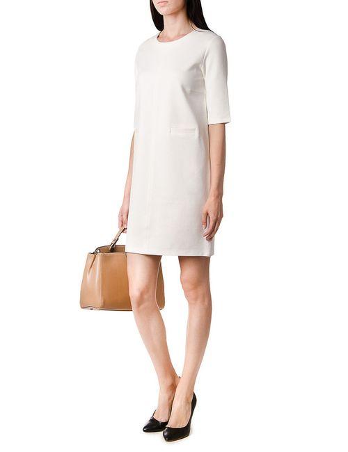 Zarina | Женское Белое Платье