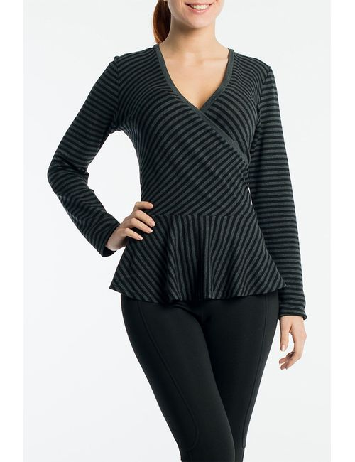 Monamod | Женская Серая Блуза