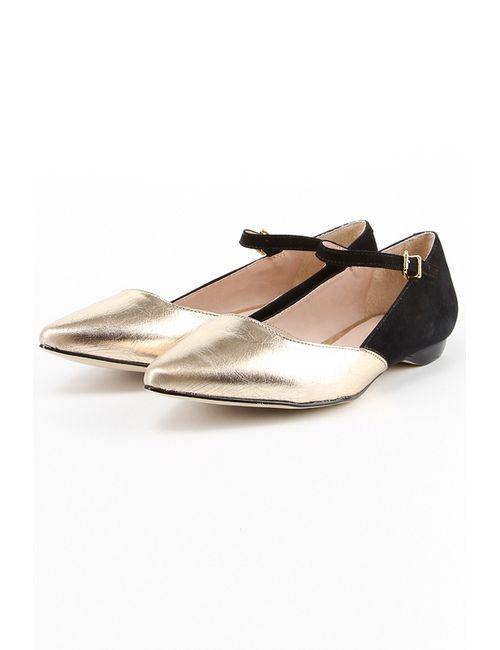 Capriccio | Женские Золотые Туфли
