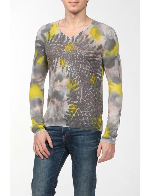 Richmond | Мужской Многоцветный Пуловер