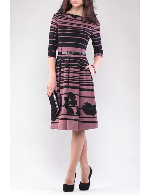 REBECCA TATTI | Женское Фиолетовое Платье
