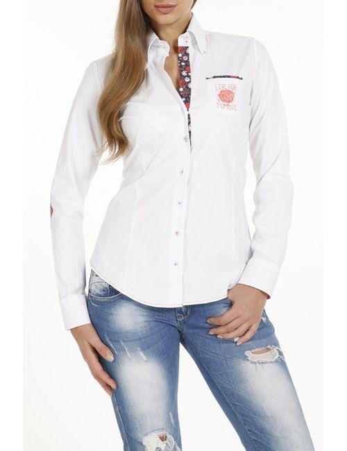 Pontto   Женская Белая Рубашка