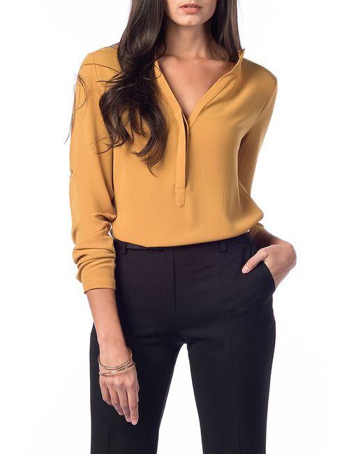 UNITEKS | Женская Жёлтая Блуза