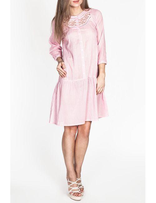Tantra | Женское Розовое Платье