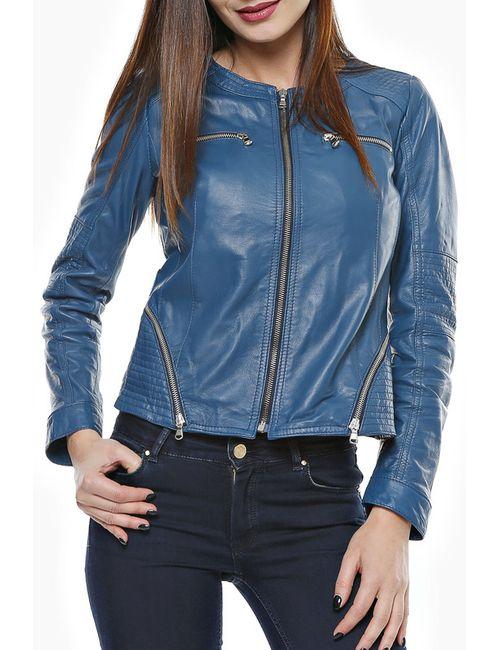 Mangotti | Женская Синяя Куртка