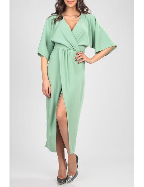 CARLA BY ROZARANCIO | Женское Зелёное Платье