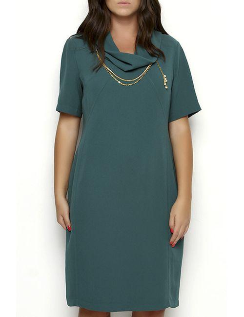 Ludomara fashion | Женское Зелёное Платье