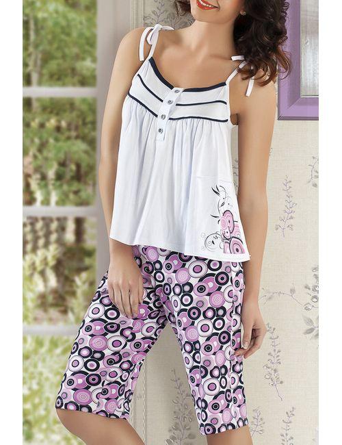 Maranda   Женская Многоцветная Пижама