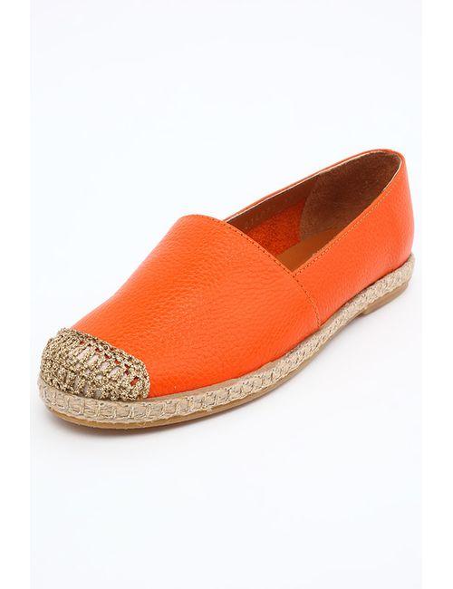 Spring Way | Женские Оранжевые Туфли