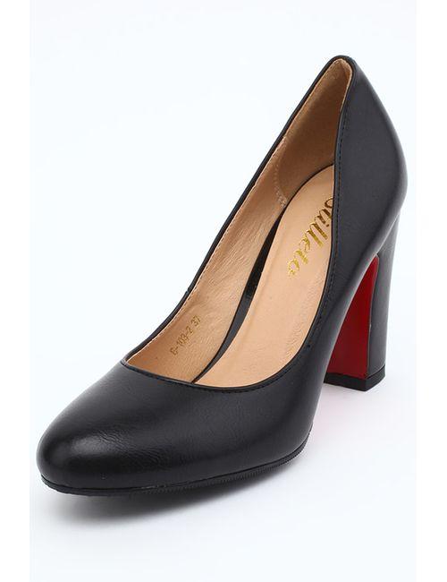 Stiletto | Женские Чёрные Туфли