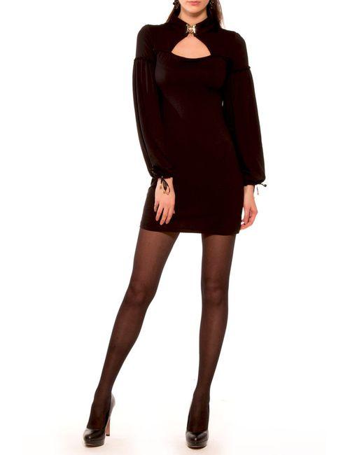 Majaly | Женское Чёрное Платье